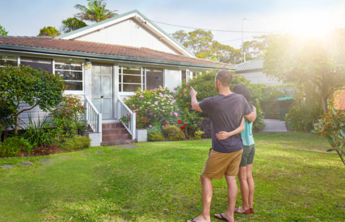Long-term rental home