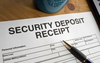 Security Deposit
