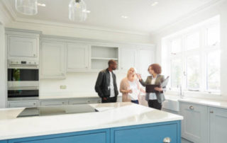 Viewing investment property